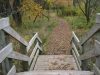 Non-flooded Trail Stairs