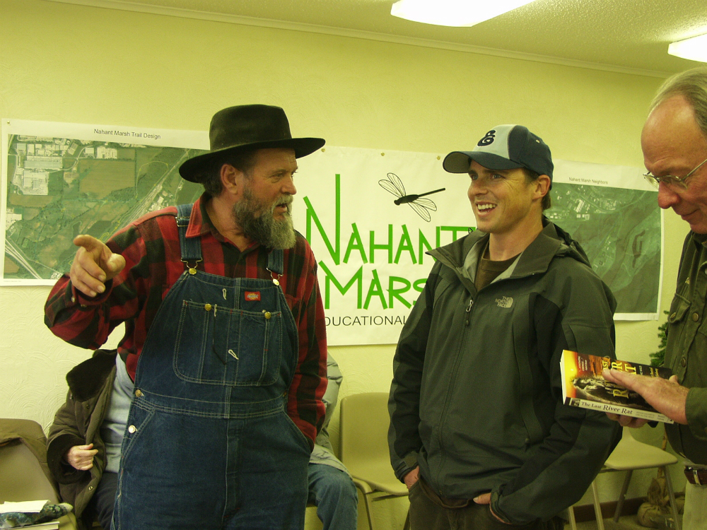 2007 Kenny Salwey and Chad Pregracke