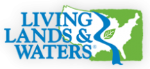 Living Lands and Waters logo